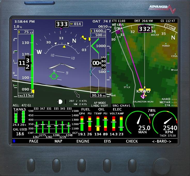 Advanced Flight Systems - AF-3000 Series